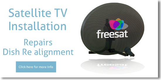 Freesat Dish installers